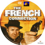 The French Connection (1971) R1 Custom label