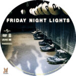 Friday Night Lights (2004) R1 Custom Labels