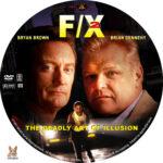 F/X 2 (1991) R1 Custom Label