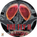The Fly II (1989) R1 Custom Label