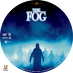 The Fog (1979) R1 Custom label