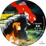 The Fox and the Hound (1981) R1 Custom Labels