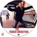 The French Connection (1970) R1 Custom Label