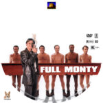 The Full Monty (1997) R1 Custom label