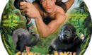 George of the Jungle (1997) R1 Custom Labels