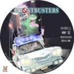 Ghostbusters (1984) R1 Custom Labels