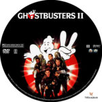 Ghostbusters II (1989) R1 Custom Label