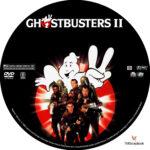 Ghostbusters II (1989) R1 Custom Label