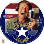 Good Morning Vietnam (1988) R1 Custom Label