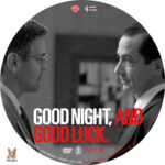 Good Night, And Good Luck (2005) R1 Custom Label