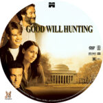 Good Will Hunting (1997) R1 Custom Labels