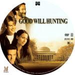 Good Will Hunting (1997) R1 Custom Labels