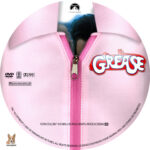 Grease (1978) R1 Custom labels