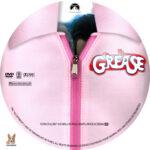 Grease (1978) R1 Custom labels