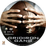Gridiron Gang (2006) R1 Custom Label