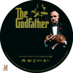 The Godfather (1972) R1 Custom Label