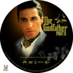 The Godfather, Part II (1974) R1 Custom label