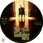 The Godfather, Part III (1990) R1 Custom Label