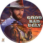 The Good, the Bad and the Ugly (1966) R1 Custom Label