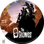 The Goonies (1985) R1 Custom Labels