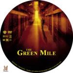 The Green Mile (1999) R1 Custom Label