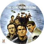 The Guns of Navarone (1961) R1 Custom Labels