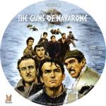The Guns of Navarone (1961) R1 Custom Labels