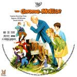 The Gnome-Mobile (1967) R1 Custom Label