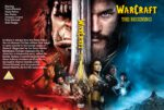 Warcraft the Begining (2016) R0 CUSTOM Cover & label