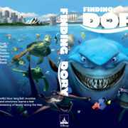 Finding Dory (2016) R0 CUSTOM Cover & Label