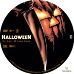 Halloween (1978) R1 Custom Labels
