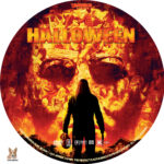 Halloween (2007) R1 Custom Label