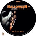 Halloween: Resurrection (2002) R1 Custom Label