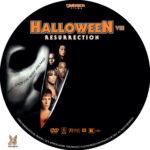 Halloween: Resurrection (2002) R1 Custom Label