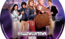 Halloweentown High (2004) R1 Custom Label