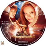 Halloweentown 4 (2006) R1 Custom Label