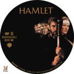 Hamlet (1990) R1 Custom Label