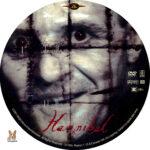 Hannibal (2001) R1 Custom Label