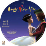 Happily N'ever After (2007) R1 Custom Label
