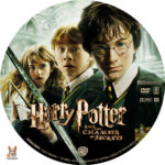 Harry Potter and the Chamber of Secrets (2002) R1 Custom Labels