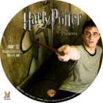 Harry Potter and the Order of the Phoenix (2007) R1 Custom Labels
