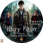 Harry Potter and the Deathly Hallows – Part 2 (2011) R1 Custom Label