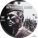 Heartbreak Ridge (1986) R1 Custom Label