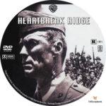 Heartbreak Ridge (1986) R1 Custom Label