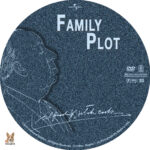 Family Plot (1976) R1 Custom Labels