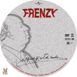 Frenzy (1972) R1 Custom Label