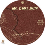 Mr. & Mrs. Smith (1941) R1 Custom Label