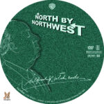 North By Northwest (1959) R1 Custom Labels