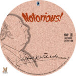 Notorious! (1946) R1 Custom Label