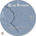 Rear Window (1954) R1 Custom Labels
